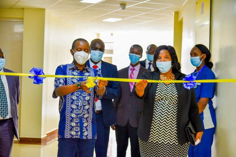 Official Opening Of The Medical Innovation & Acceleration Hub